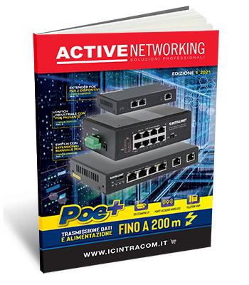 Scopri il Nuovo CATALOGO NETWOKING ATTIVO 01_2021
