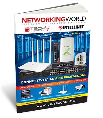 Scopri il Nuovo CATALOGO NETWOKING 2_2020