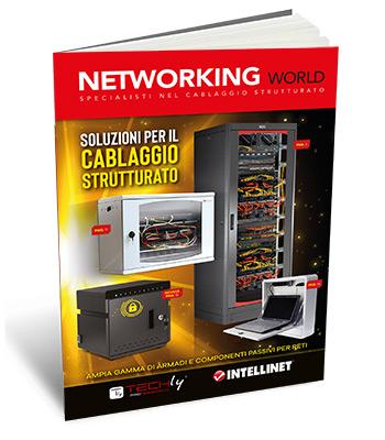 Scopri il Nuovo CATALOGO NETWOKING 2021