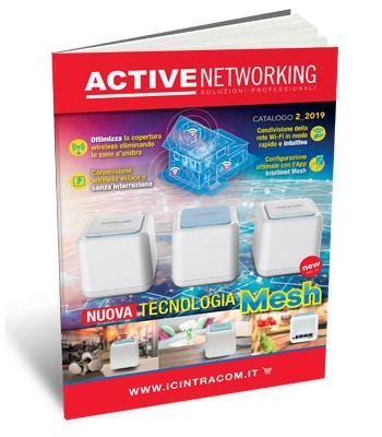 Scopri il Nuovo CATALOGO NETWOKING ATTIVO 02_2019