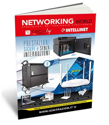 Scopri il Nuovo CATALOGO NETWOKING 02_2021